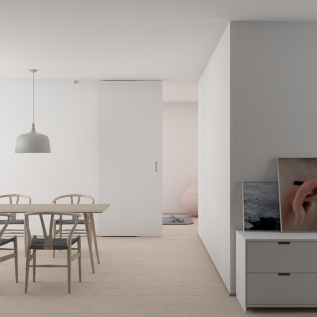 Topp 3 tips for å innrede en liten leilighet – Minimalistik livsstil EU-82